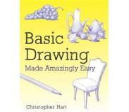 Book Basic Drawing Made Amazingly Easy