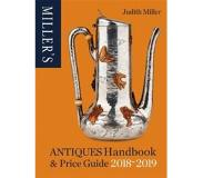 Book Miller's Antiques Handbook & Price Guide 2018-2019