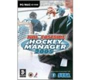 SEGA NHL Eastside Hockey Manager 2005 PC