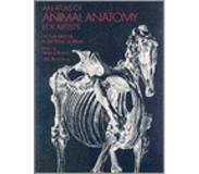 Book An Atlas of Animal Anatomy for Artists