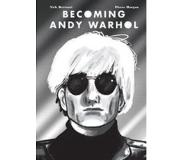 Book Becoming Andy Warhol