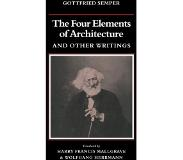 Book The Four Elements of Architecture and Other Writings
