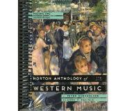 Book The Norton Anthology of Western Music
