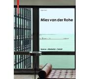 Book Mies Van Der Rohe: Space - Material - Detail