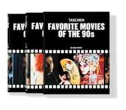 Book Favorite movies of the 90s