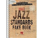 Book The Hal Leonard Real Jazz Standards Fake Book