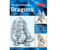 Book The Art of Drawing Dragons, Mythological Beasts, and Fantasy Creatures