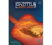 Book Led Zeppelin -- Acoustic Classics: Authentic Guitar Tab