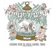 Book Fairy Tales Coloring Book