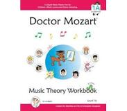 Book Doctor Mozart Music Theory Level 1A