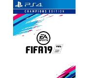 Electronic Arts FIFA 19 CHAMPIONS EDITION PS4 ,