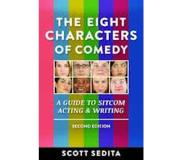 Book The Eight Characters of Comedy