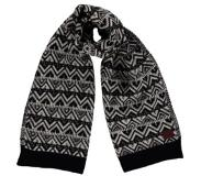 O'Neill Blizzard Wool Mix Scarf black out Koko Uni