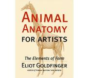 Book ANIMAL ANATOMY FOR ARTISTS C