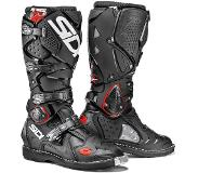 Sidi Crossfire 2 Black Black Motorcycle Boots 44