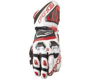 Five RFX1 Black Motorcycle Gloves XL
