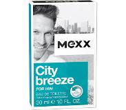 Mexx City Breeze For Him EDT miehelle 30 ml