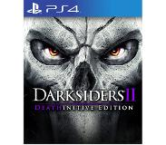 Nordic Games Darksiders II Deathinitive Edition, PS4 videopeli Perus+DLC PlayStation 4