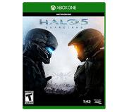 Microsoft Halo 5: Guardians for Xbox One videopeli Perus Englanti, Italia