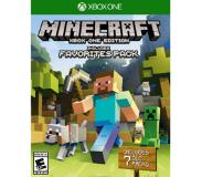 Microsoft Minecraft: Xbox One Edition Favorites Pack videopeli Perus+DLC Englanti