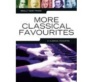 Book Really easy piano - more classical favourites