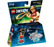 Warner bros LEGO Dimensions Fun Pack - Wonder Woman