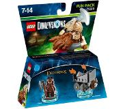 Warner bros LEGO Dimensions Fun Pack - Gimli