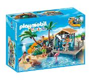Playmobil Mehubaari saarella, Playmobil Family Fun (6979)