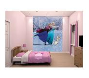 Disney Frozen 8 Panel Wall Mural Wallpaper