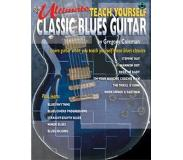 Book Ultimate Teach Yourself Classic Blues Guitar: Book & CD