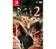 Koei Tecmo Attack on Titan 2