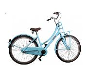 Bike Fun Cargo Load 24 Inch 39 cm Girls 3SP Coaster Brake Blue(Wheel size 24 Inch)