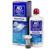Alcon AO SEPT PLUS HydraGlyde -piilolinssineste 360 ml