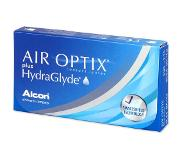 Alcon Air Optix plus HydraGlyde (3 kpl)
