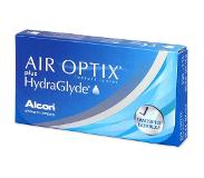 Alcon Air Optix plus HydraGlyde (6 kpl)