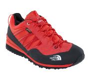 The North Face Verto Plasma 2 GTX Kengät Miehet, fiery red/tnf black US 10,5 | EU 44 2019 Kevyet vaelluskengät