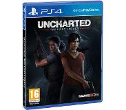 Sony Uncharted: The Lost Legacy Perus PlayStation 4 videopeli