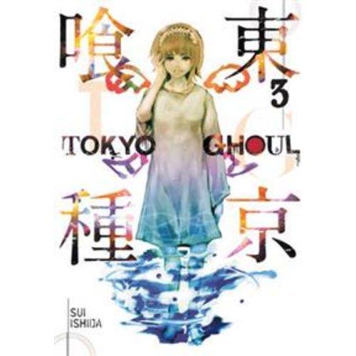 Book Tokyo Ghoul, Vol  3