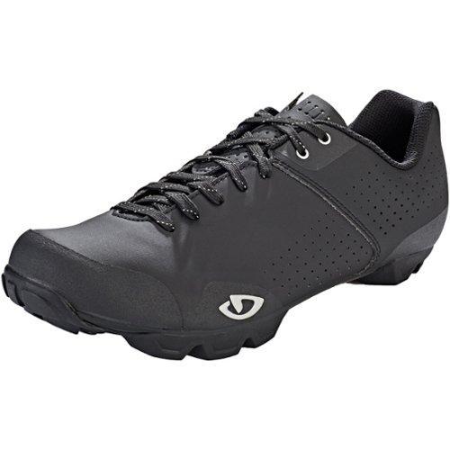 Giro Privateer Lace kengät Miehet, black EU 46 2020 Pyöräilykengät