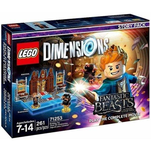 Warner bros LEGO Dimensions: Fantastic Beasts Story Pack