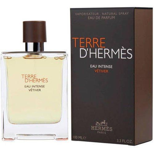 Paris Vetiver D Terre Hermès Intense Hermes 100ml eau Spray FcTK1Jl3