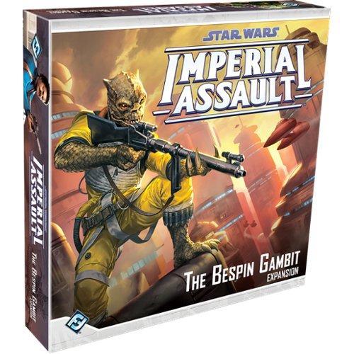 Fantasy Flight Games Star Wars - Imperial Assault Bespin Gambit (ENG)