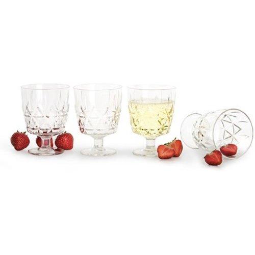 kertakäyttö cocktail lasit