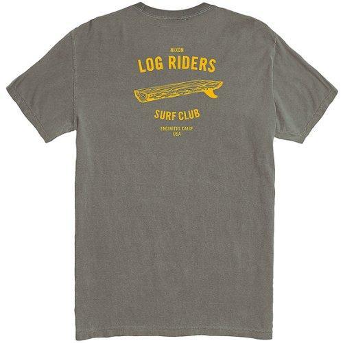 Nixon Log Rider T-Shirt tumbleweed Koko L
