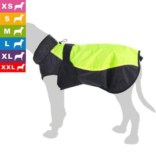 Zooplus Exclusive Softshell koirantakki, vihreä se