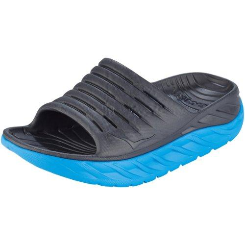 Hoka One One Ora Recovery Slide Sandaalit Naiset, black