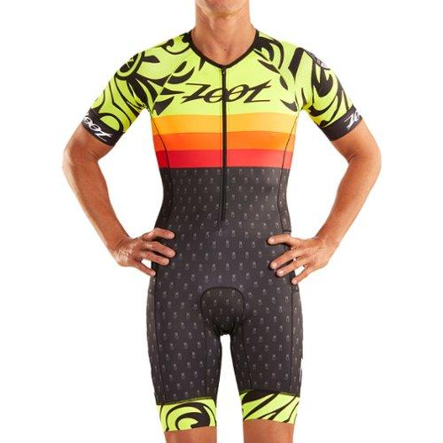 Zoot LTD Tri Aero SS Race Suit Men, ali'i 19 2019 S Triathlon puvut