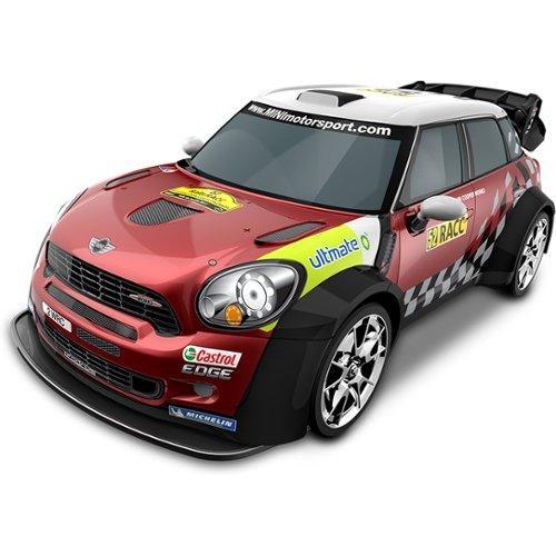 Mini Cooper Car >> Nikko Mini John Cooper Works Wrc Sport Car Electric Engine