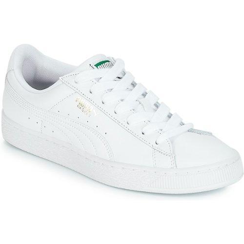 PUMA Sneaker 'Basket Classic' in weiß PUM0034001001000