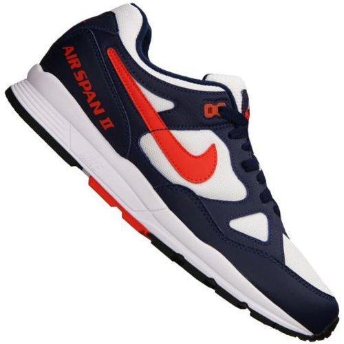 TC Miesten vapaa ajan kengät Nike Air Span II M AH8047 404